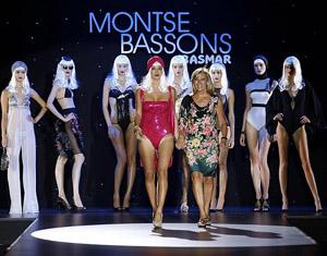 """Montse Bassons presenta """"Sueño de una noche de verano"""" en Cibeles Fashion Week"""