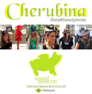 Cherubina participa en el showroom permanente de Speed&Bacon