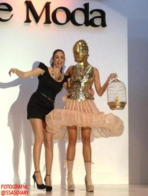 La moda de Sevilla se alza con el Premio Nacional a la Moda. Claudina Mata se proclama ganadora en el certamen organizado por ANDE en The Brandery