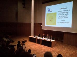 Europa Creativa: presentación y conclusiones finales
