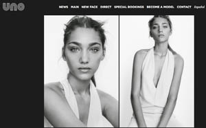 Esther Rodríguez, New Face en Uno Models BCN