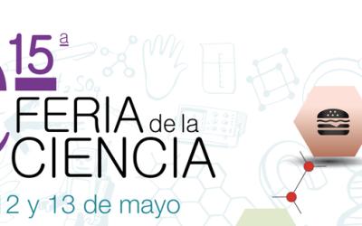 La Escuela Sevilla de Moda participa en la 15ª Feria de la Ciencia del 11 al 13 de Mayo