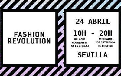 Fashion Revolution Day 2018 en Sevilla