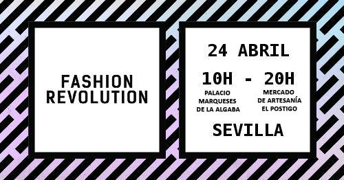 Fashion Revolution Day 2018 en Sevilla