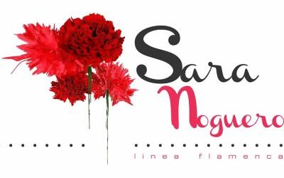 Sensualidad y elegancia, la nueva colección flamenca de Sara Noguero