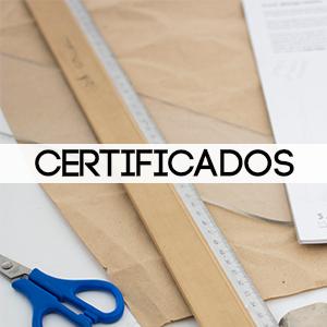 Certificados. Escuela Sevilla de Moda