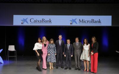 CaixaBank se viste de Feria de la mano de Sevilla de Moda