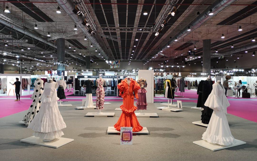 Amplia presencia de la Escuela Sevilla de Moda ESSDM en MOMAD Metrópolis