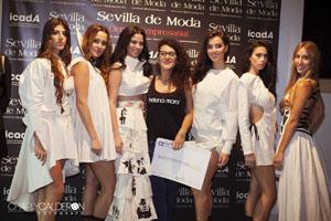 Helena Moral representará a Andalucía en los XXVII Premios Nacionales a la Moda