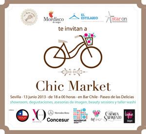 Llega a Sevilla Chic Market, mucho más que un showroom #TDSModa