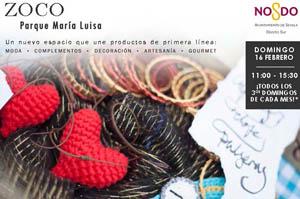Novena edición del Zoco de Parque María Luisa con ambientación teatralizada en la figura de Bécquer #sevillahoy