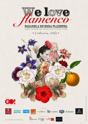 Presentada en Sevilla la tercera edición de @WeLoveFlamenco #WLF15