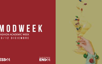 ESSDM & ENSDM lanzan la II edición de #MODWEEK