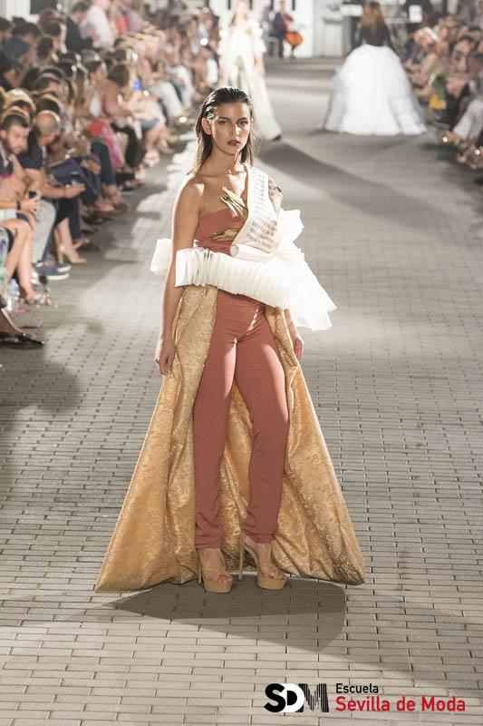 Cervantes, el hombre de Moda. Escuela Sevilla de Moda.