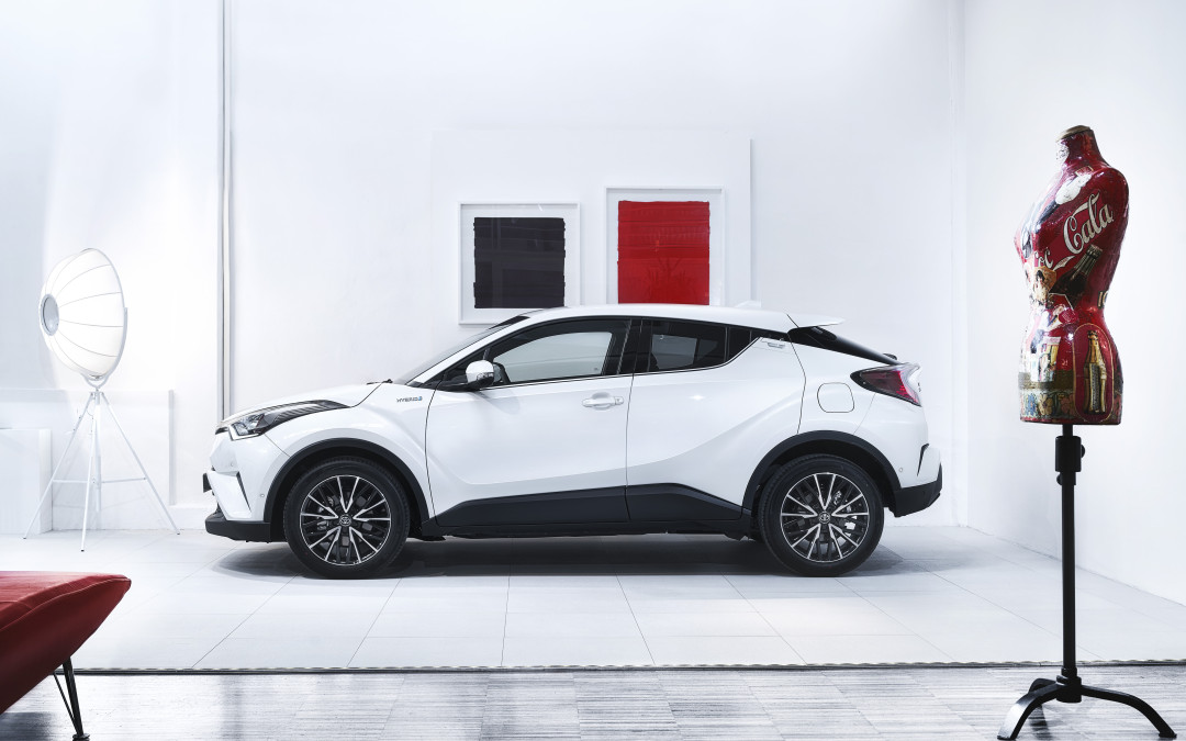 Toyota Nimo-Gordillo, patrocinador de la Pasarela Wappíssima 2017